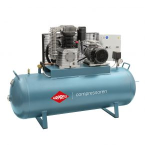 Compresseur K 300-700S 14 bar 5.5 ch/4 kW 420 l/min 300 L