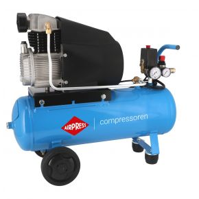 Compresseur H 280-25 10 bar 2 ch/1.49 kW 148 l/min 25 L