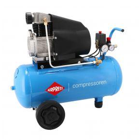 Compresseur H 280-50 10 bar 2 ch/1.49 kW 148 l/min 50 L