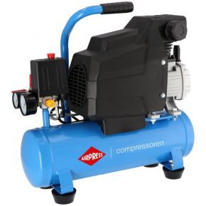 Mini Compresseur H 185-6 8 bar 1.5 cv/1.1 kW 75 l/min 6 L