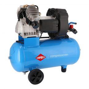 Compresseur LM 50-410 10 bar 3 ch/2.2 kW 327 l/min 50 L