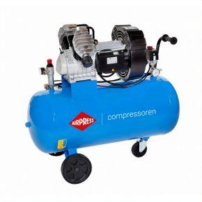 Compresseur LM 100-410 10 bar 3 ch/2.2 kW 197 l/min 100 L