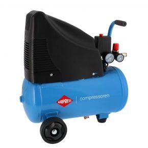 Compresseur Sans Huile HLO 215-25 8 bar 1.5 ch/1.1 kW 172 l/min 24 L