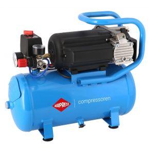 Compresseur à piston LMO 15-210 8 bar 0.75 cv 168 l/min 15 l