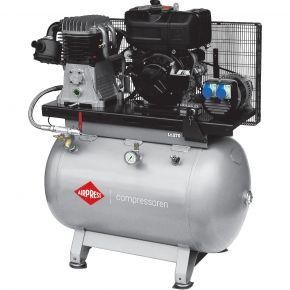 Compresseur Diesel DSL 270-540 230V 14 bar 11 ch/8.1 kW 444 l/min 270 L