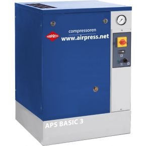 Compresseur à vis APS 3 Basic 10 bar 3 cv 240 l/min