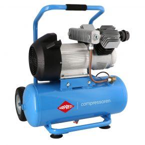 Compresseur LM 25-350 10 bar 3 cv/2.2 kW 280 l/min 25 L