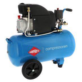 Compresseur HL 325-50 8 bar 2.5 ch/1.8 kW 195 l/min 50 L