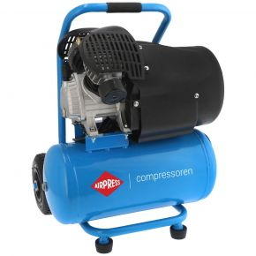 Compresseur HL 425-24 8 bar 3 cv 314 l/min 24 l