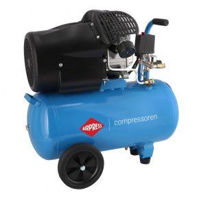 Compresseur HL 425-50 8 bar 3 ch/2.2 kW 314 l/min 50 L