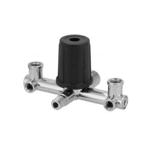 Réducteur de pression pour différents compresseurs