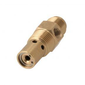 """Clapet anti-retour 1/2"""" Mâle x 16mm pour compresseur HL 340-90"""