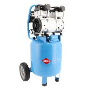 Compresseur Silencieux Sans Huile LMVO 40-250 8 bar 2.5 CV 231 l/min 50 l