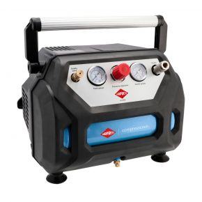 Mini Compresseur Sans Huile H 215-6 8 bar 1.5 cv/1.1 kW 92 l/min 6 L