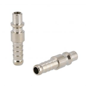 Embouts pneumatiques pour tuyau 8 mm Type Orion - 2 pièces
