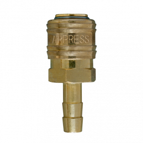Raccord rapide Euro pour tuyau 10 mm - Sous blister