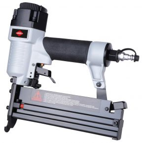 Agrafeuse/Cloueuse 2-en-1 pour Clous/Mini-Brads jusqu'à 50 mm et Agrafes type 90 jusqu'à 40 mm