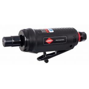 """Meuleuse droite pneumatique 6 mm 25000 tr/min 6.2 bar 312 l/min 1/4"""" - Ultra-légère"""