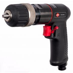 Perceuse pneumatique 10 mm 2000 tr/min 168 l/min 6.2 bar