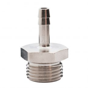 "Embout tuyau air comprimé 6 mm Filetage 1/2"" Mâle"