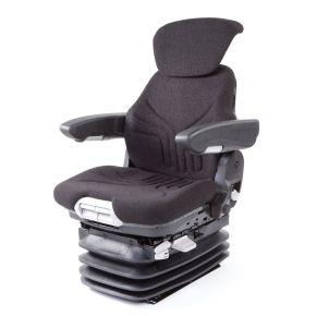 Siège du tracteur Maximo Comfort Plus Noir