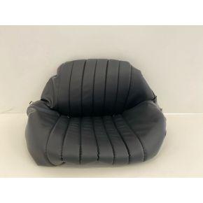 Housse siège Hedo Noire pour chaise Grammer 1 piece