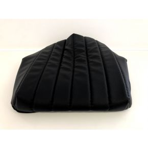 Housse arrière siège Hedo 58365/A Noir 1 piece