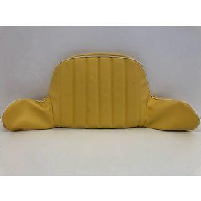Housse siège Hedo jaune
