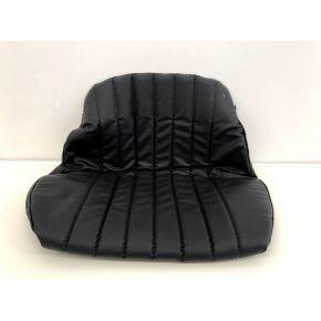 Housse siège PVC Noir
