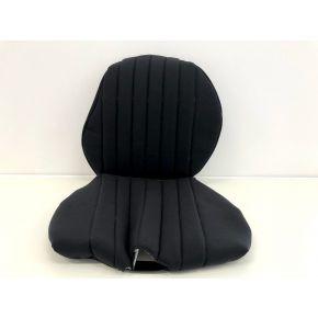Housse siège Hedo matière synthetique PRIMO L/XL Noir 2 pieces