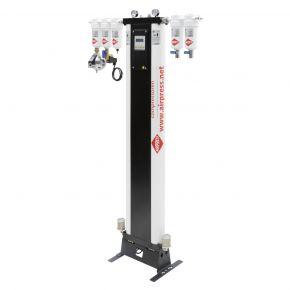 Set de sécheur d'air par adsorption OFAG 600 l/min - ISO 8573-1 Class Zero