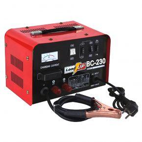 Chargeur de batterie BC 230 avec assistance au démarrage