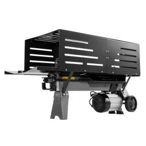 Fendeuse de bûches électrique horizontale 5 tonnes avec vérin hydraulique - 230V