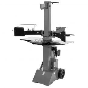 Fendeuse de bûches électrique verticale 8 tonnes avec vérin hydraulique - 230V