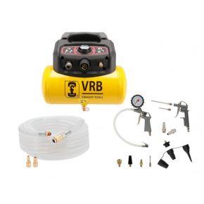 Compresseur 8LC6-1.5 VRB 8 bar 1.5 ch 129 l/min 6 l Plug & Play