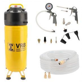 Compresseur 8LCV50-2.0 VRB 10 bar 2 ch/1.5 kW 166 l/min 50 L Plug & Play
