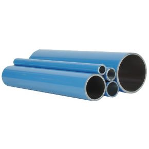 Tube en aluminium pour air comprimé 32 x 1.5 mm 6 m