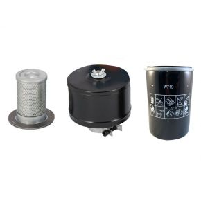Kit de filtres B pour compresseur à vis APS 7.5 X et APS 10 X