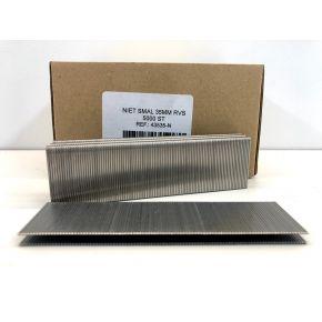 Petites agrafes en inox (RVS) 35 mm 5000 pièces