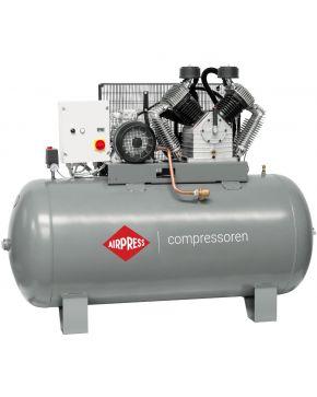 Compresseur HK 2000-900 SD 11 bar 15 cv 1395 l/min 900 l