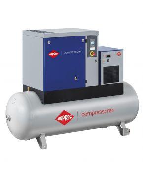 Compresseur à vis APS 7.5 Basic Combi Dry 8 bar 7.5 cv 846 l/min 500 l