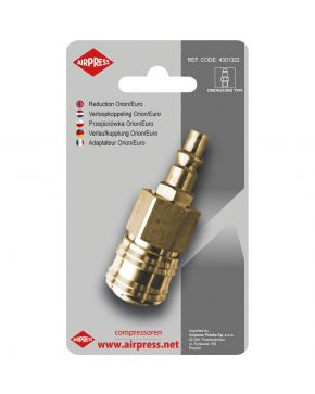Adaptateur Orion/Euro 9 mm
