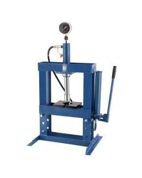 Presse hydrauliques d'atelier 175 mm 10 tonnes