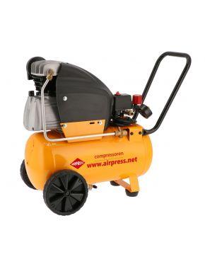 Compresseur HL 360-25 10 bar 2.5 cv 240 l/min 24 l limited