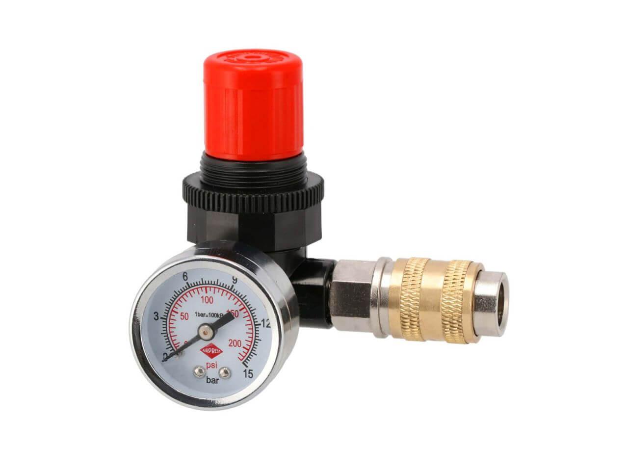 Reducteur de pression avec raccord rapide