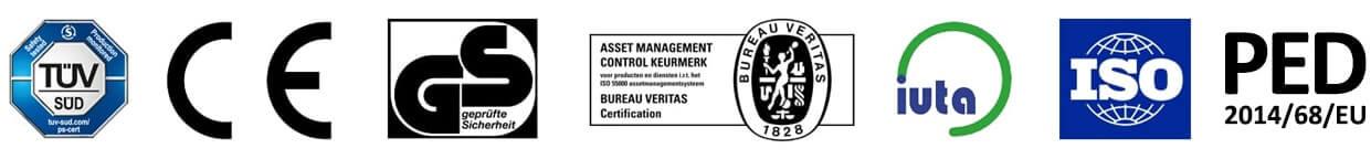 Certificats air comprimé