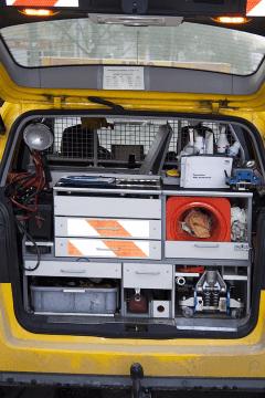 Compresseur pour voiture utilitaire
