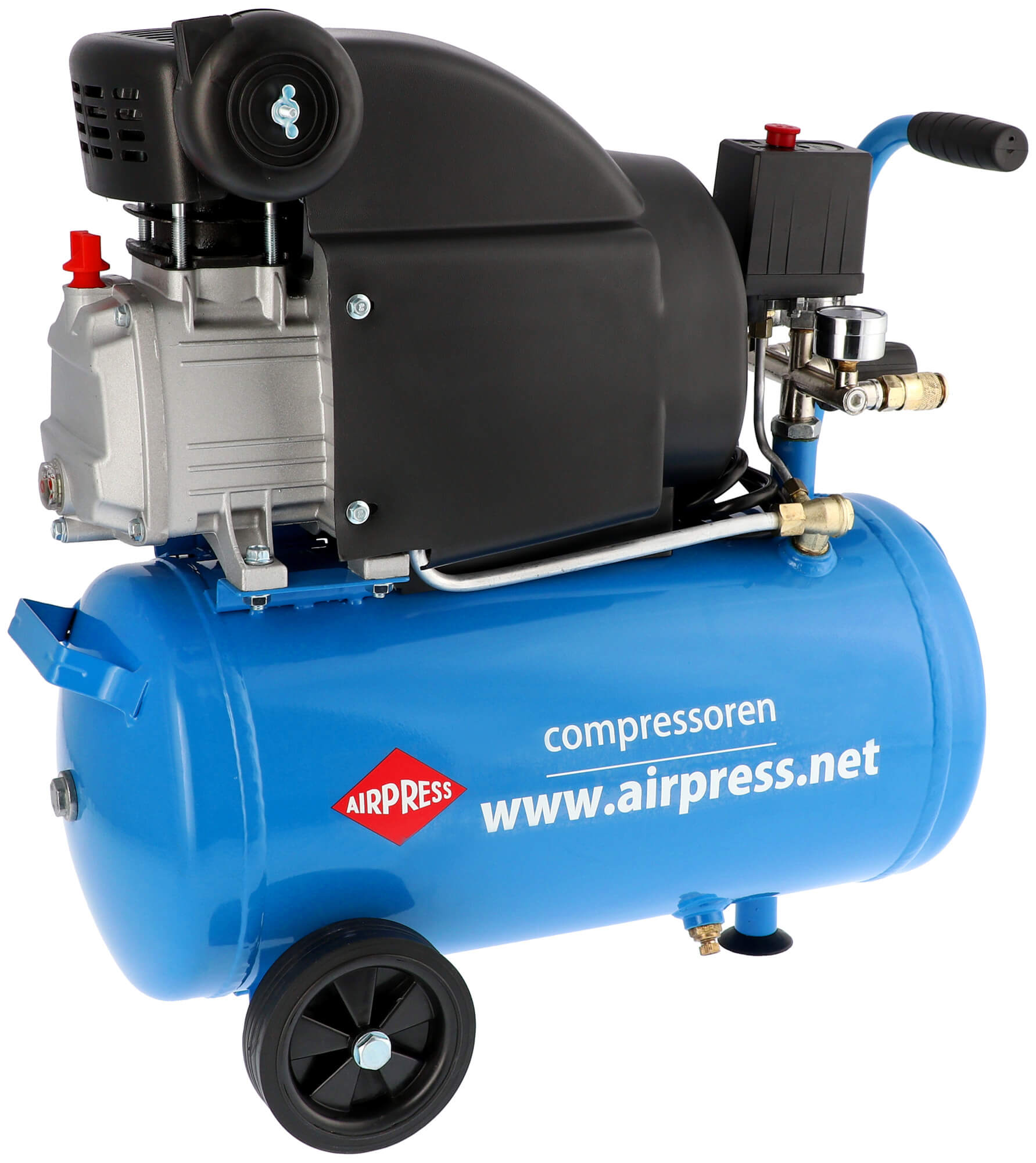 Compresseur HL 310-25 8 bar 2 cv 157 l/min 24 l