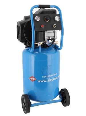 Le compresseur HL 360-50, vertical